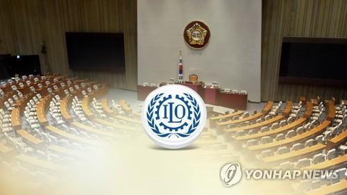 韓政府通過國際勞工公約議案 爭取年內批准公約