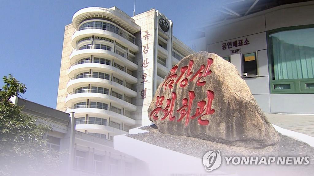 韓政府:朝鮮堅持要求完全拆除金剛山韓方設施
