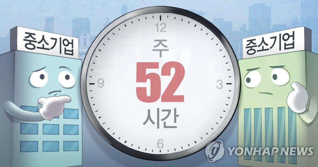 韓政府將不為小微企業實施新工時制設過渡期