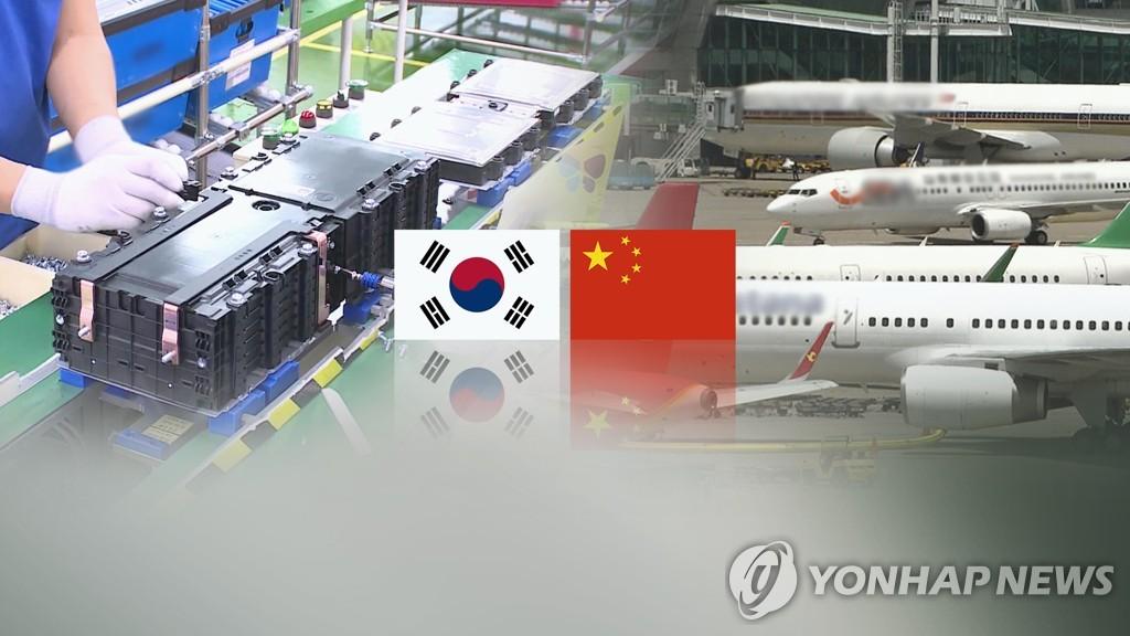 韓中企業家快速通道制度5月起實施