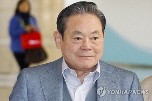 三星會長李健熙臥病7年 將在醫院迎78歲生日