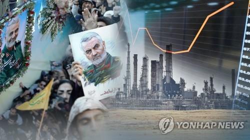 韓政府認為美伊局勢對南韓出口影響有限