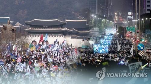 調查:九成南韓人認為國內政治糾紛嚴重