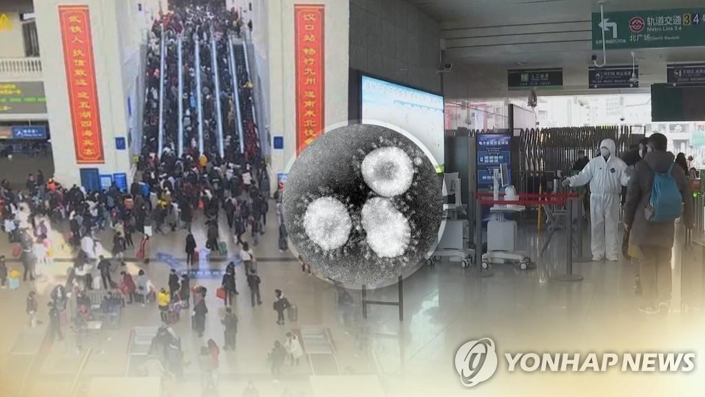 韓中建交來首現單日無中國旅客出入境