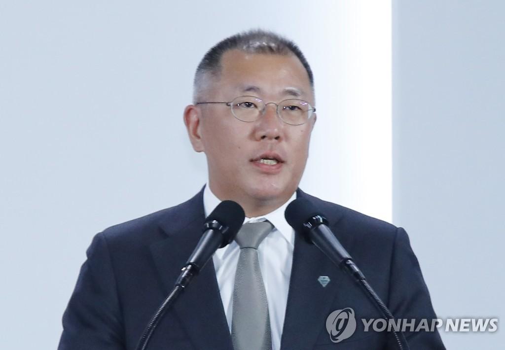 現代汽車副會長鄭義宣連日大額增持集團股份