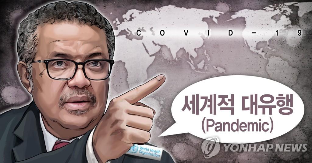 南韓總統文在寅與世衛組織總幹事譚德賽通電話 - 2