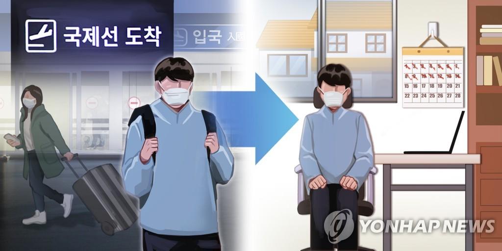在韓又5名居家隔離違規外國人被強制出境