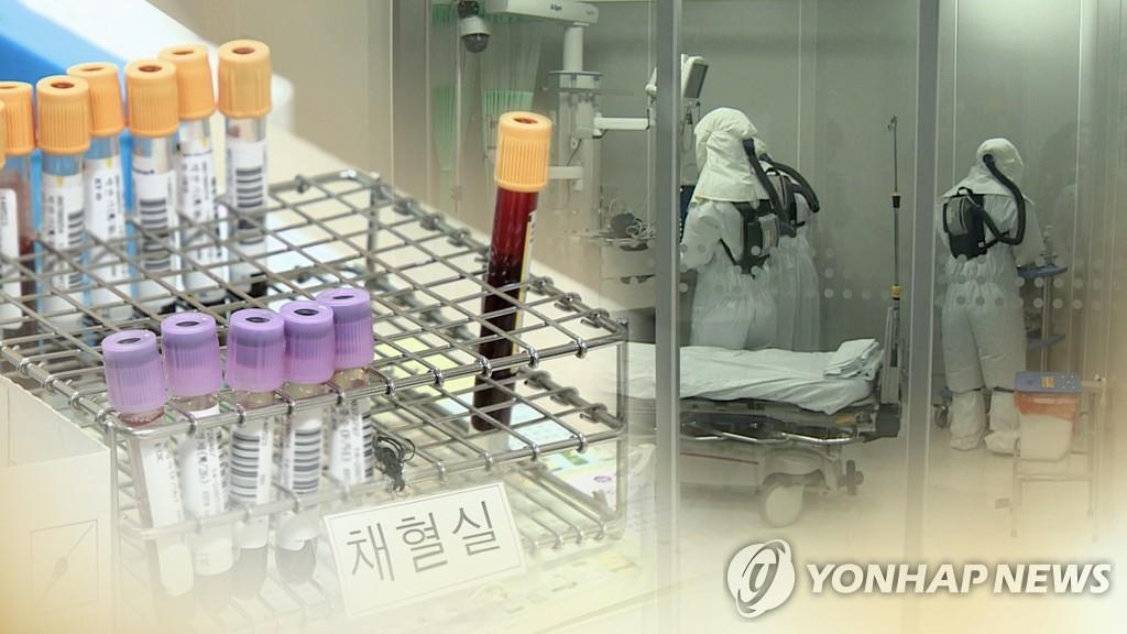 調查:南韓人新冠抗體陽性率為0.03%