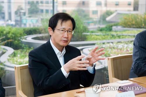 韓錦湖石化會長樸讚求辭去代表董事職務