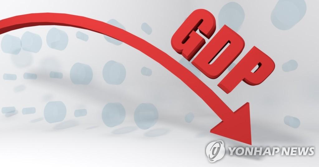 韓政府下調今年經濟增長預期至0.1%
