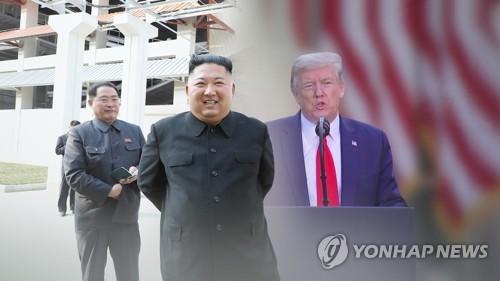 朝鮮官員警告美國勿干預韓朝問題