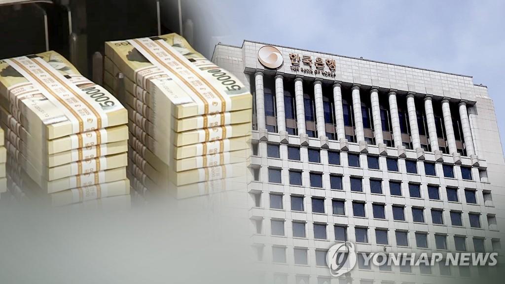 詳訊:南韓央行將基準利率下調至0.5%