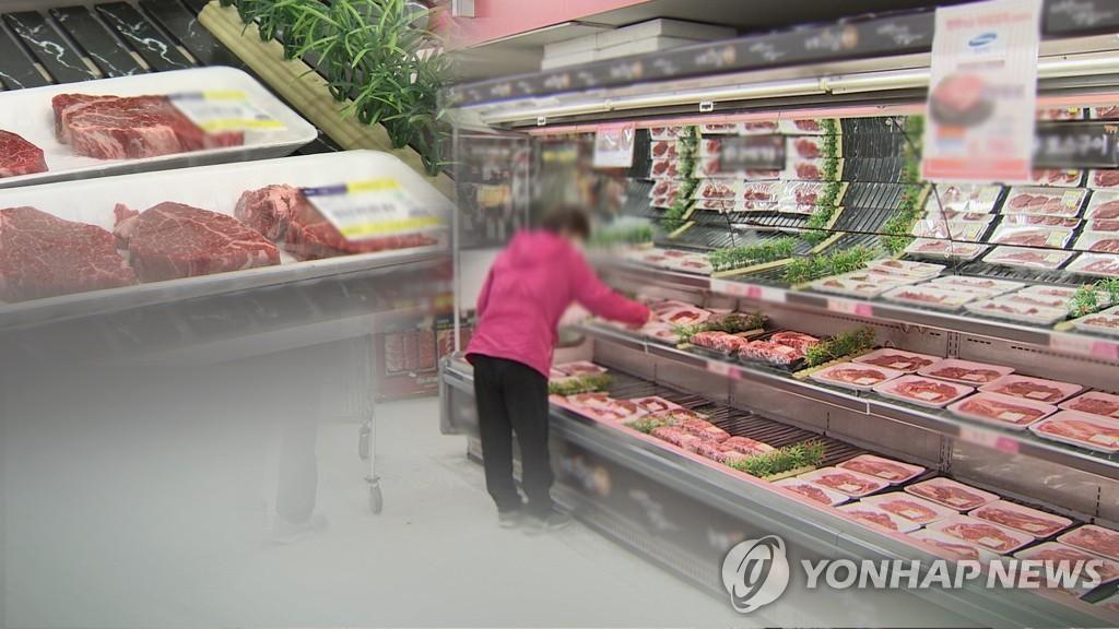 統計:2018年南韓每人平均牛肉消費量12.7公斤