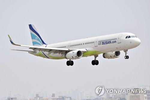 釜山航空擬重啟仁川至深圳航線