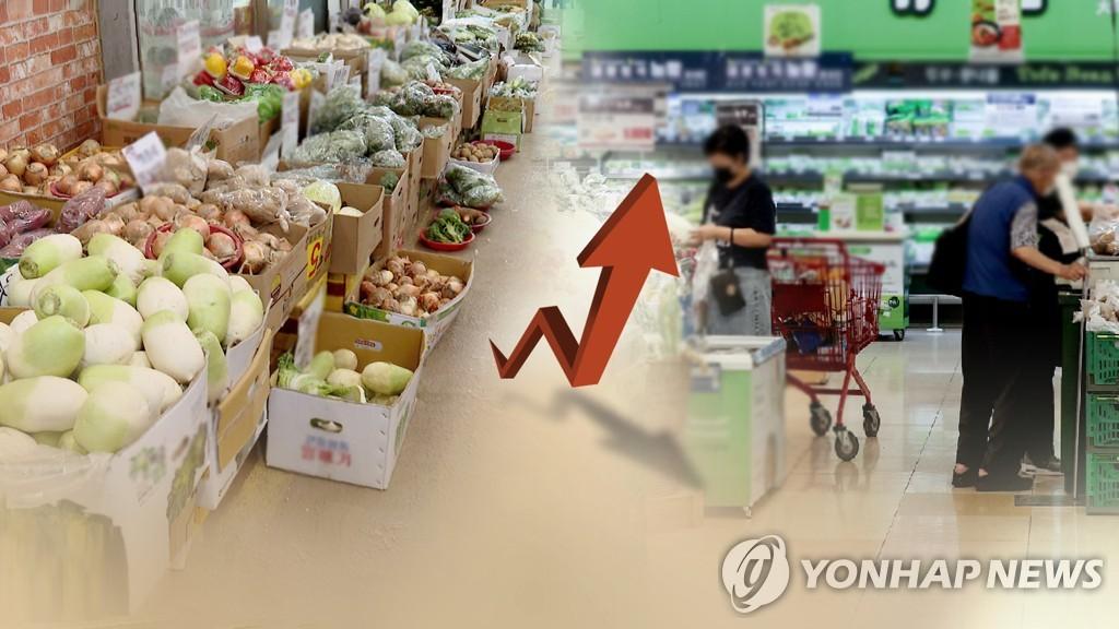 簡訊:南韓8月CPI同比上漲0.7%