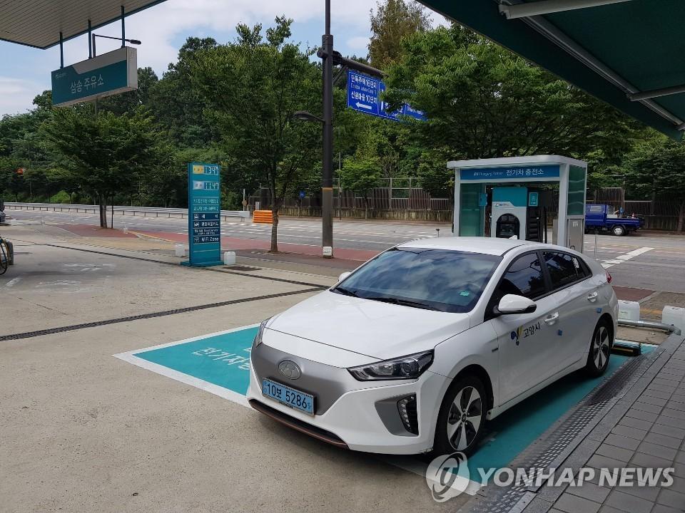 韓係電動車電池今年前9月全球市場份額同比翻番