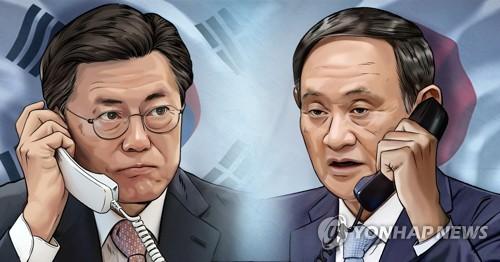 詳訊:文在寅同日本新任首相菅義偉通電話