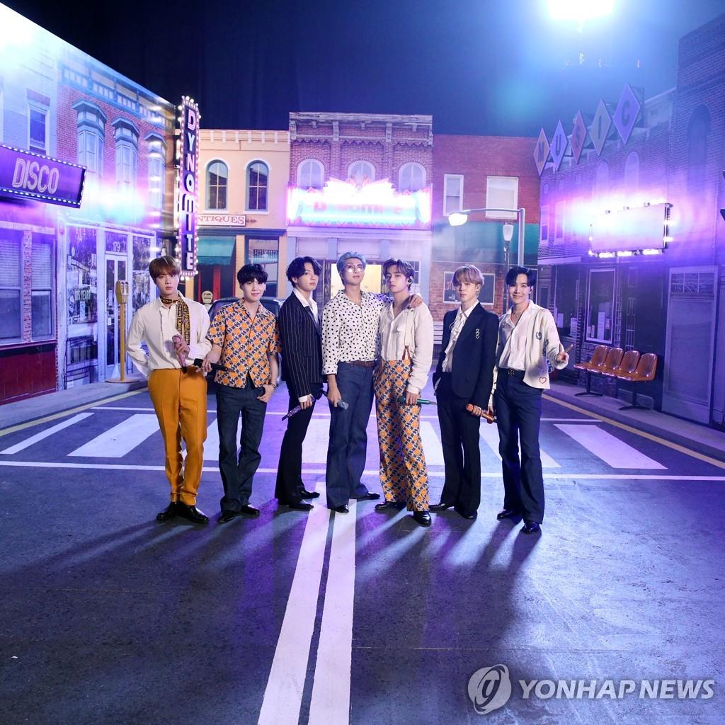 資料圖片:防彈少年團 Big Hit娛樂供圖(圖片嚴禁轉載複製)