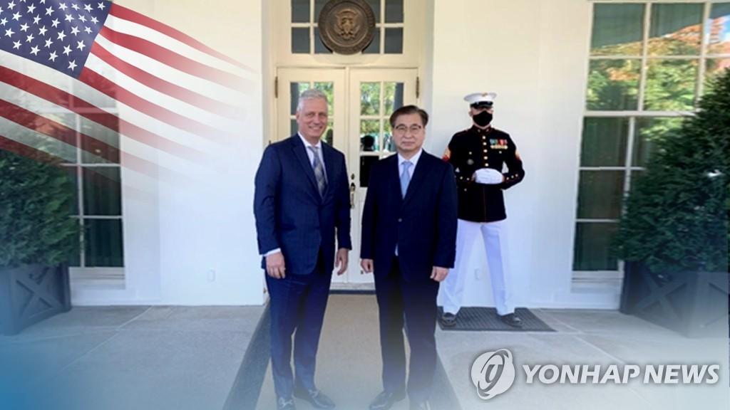 韓青瓦臺:美國國安助理奧布萊恩擬下月訪韓