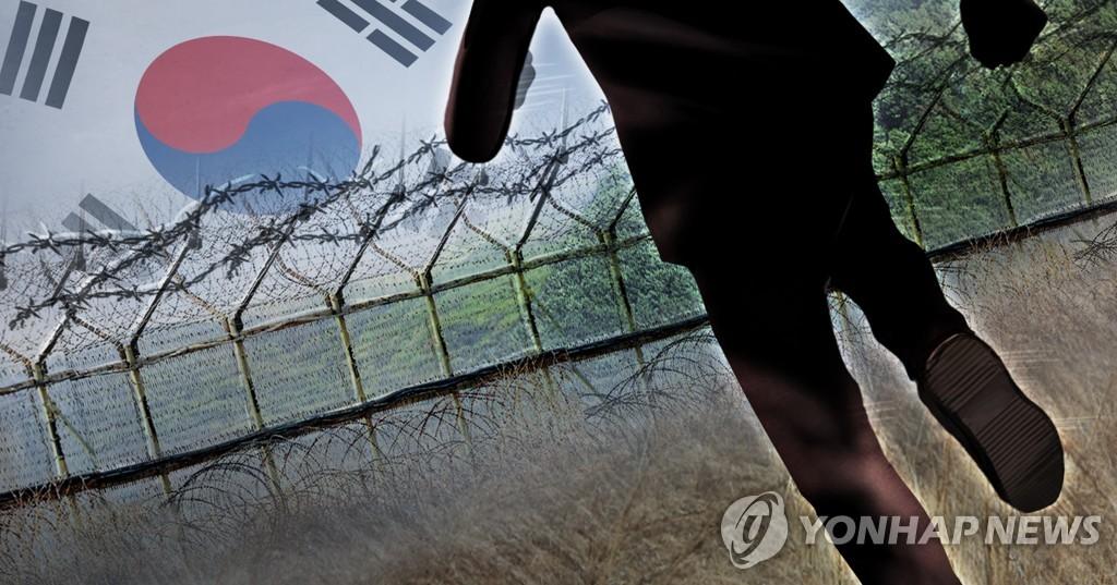 詳訊:韓軍找到越界南下的朝鮮人