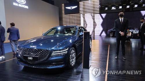 現代汽車豪車品牌捷尼賽思G80·GV80登陸中國