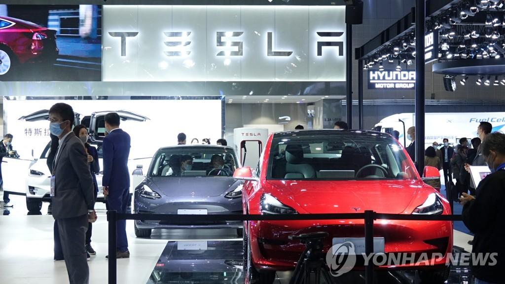 LG化學將向特斯拉Model Y上海項目供應電池