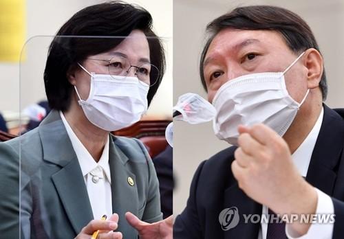 韓檢察總長對法務部長停職命令提起訴訟