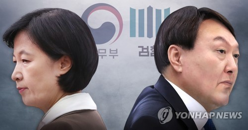 韓法務部就法院裁決檢察總長返崗提出抗告