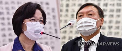 韓法院叫停檢察總長停職命令