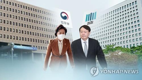 韓法務部監察委:對檢察總長停職命令不當