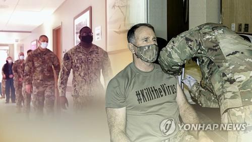南韓通報美軍可對駐韓美軍內南韓人接種疫苗