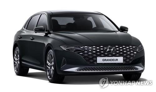 南韓五大整車廠商4月銷量同比增加69.5%