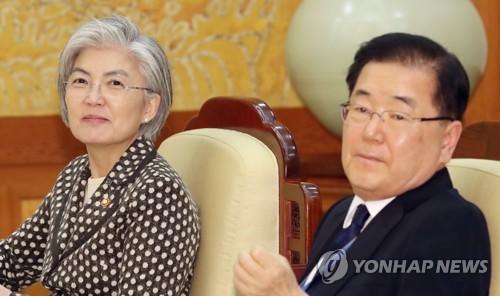 詳訊:南韓總統外交特助鄭義溶獲外長提名