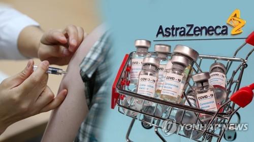 南韓明重啟阿斯利康新冠疫苗接種工作
