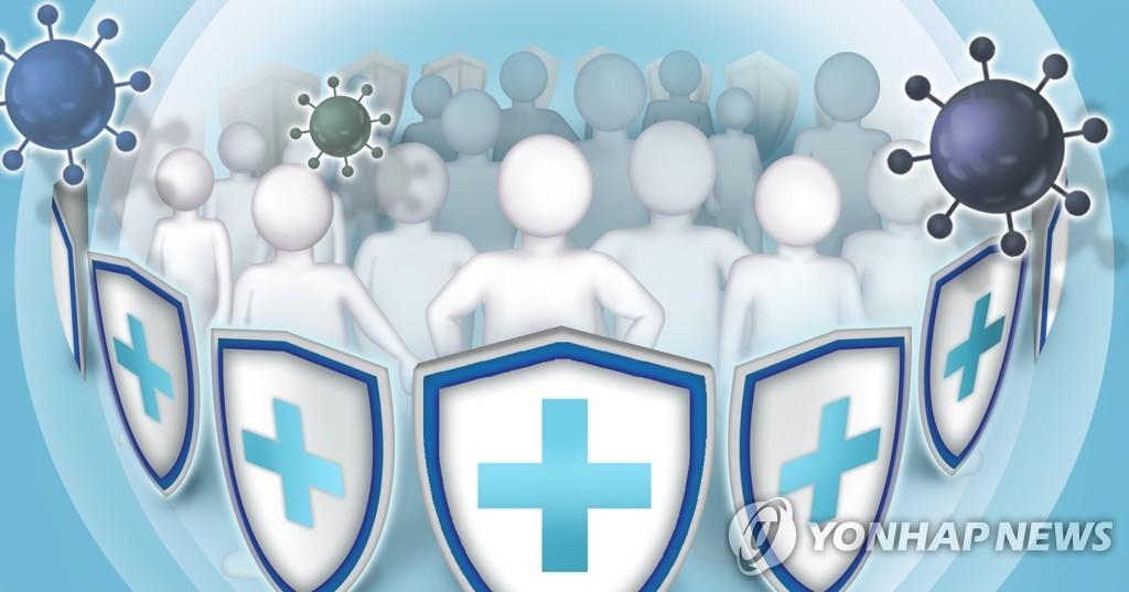 韓政府:高危人群形成群體免疫後可放寬防疫限制