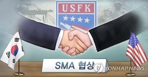 韓青瓦臺:韓美達成防衛費協定加固同盟關係