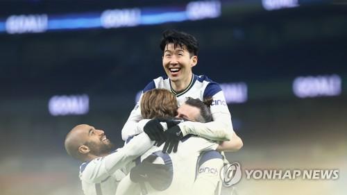孫興慜英超單賽季進22球破個人紀錄