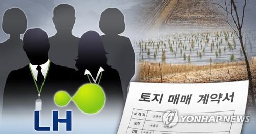 韓青瓦臺幕僚炒地調查結果本週公佈