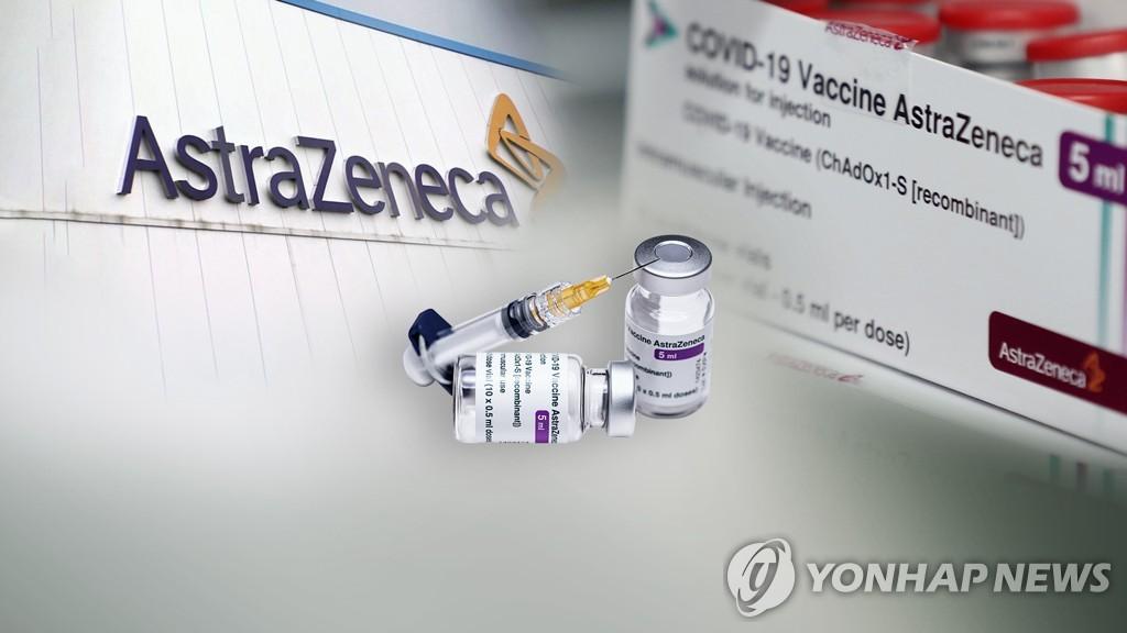 南韓第二季將有350萬人份阿斯利康疫苗到貨