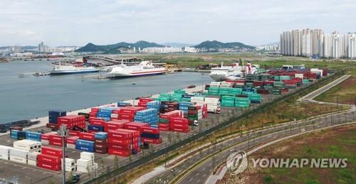 仁川至中國輪渡航線今年吞吐量有望創新高