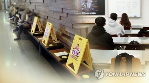 南韓現行防疫響應措施延至下月4日
