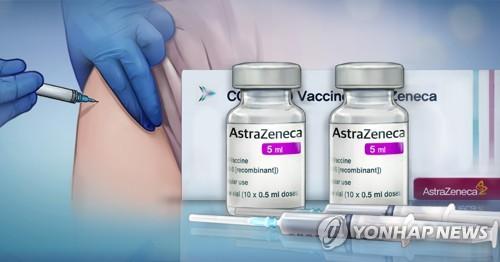 韓防疫部門繼續研討阿斯利康疫苗接種年齡段變更方案