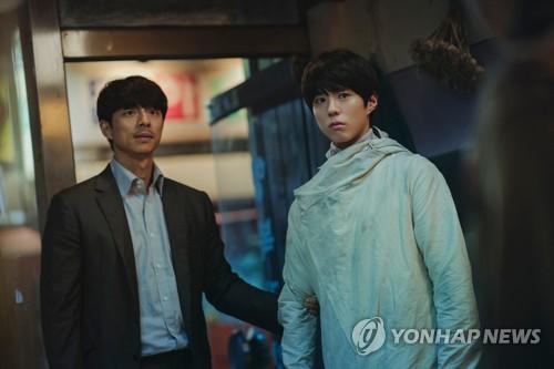 南韓票房:本土片《徐福》首映領跑