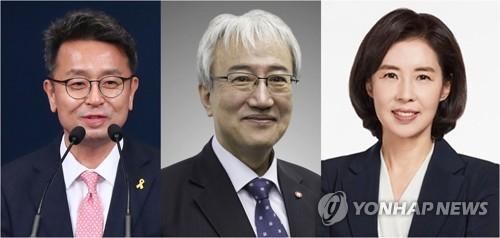 詳訊:韓青瓦臺兩名幕僚和發言人換人