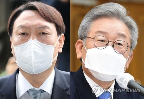 民調:韓下屆總統人選民望尹錫悅遙遙領先