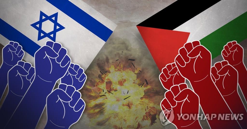 朝鮮譴責以色列空襲加沙致大批兒童傷亡