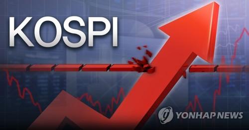 南韓KOSPI指數時隔一週再創收盤歷史新高