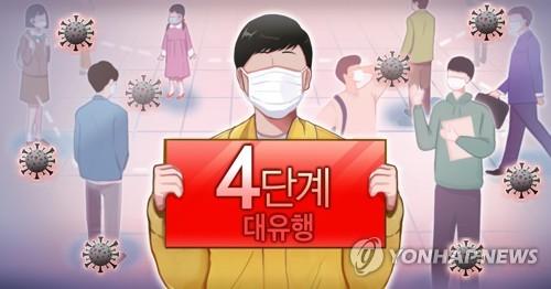 詳訊:韓首都圈最高防疫響應延至下月8日