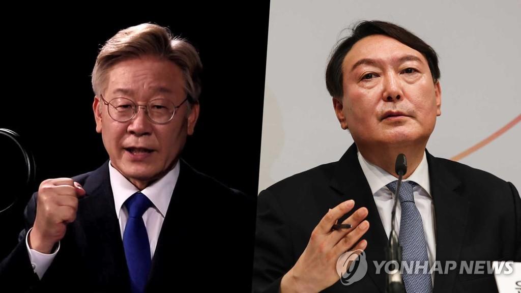 民調:韓下屆總統人選民望李在明反超尹錫悅