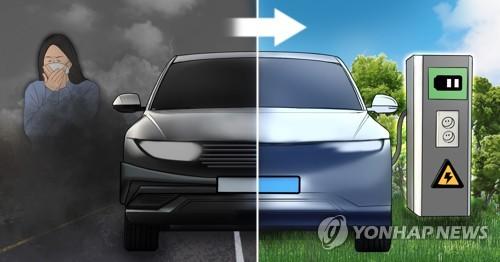 南韓新能源車登記數量首破百萬輛